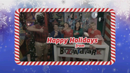 Bizaardvark Holiday Card