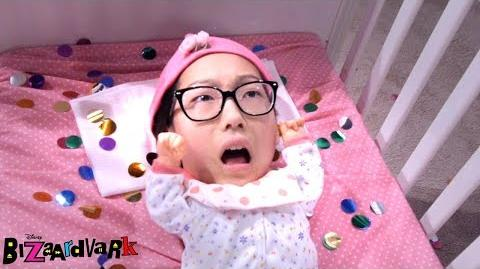 The Worst Lullaby Ever Bizaardvark Disney Channel