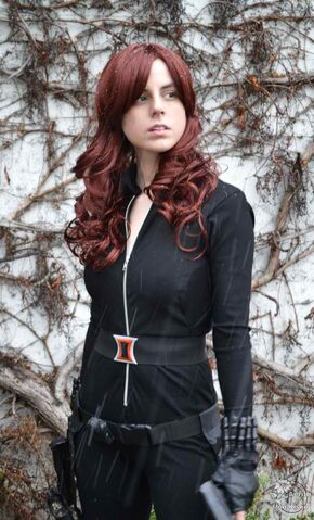 File:Black widow natasha romanoff cosplay wip by stephanie dono-d5z4st1.jpg