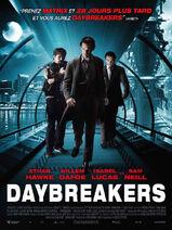 Daybreakers Franse Plakkaat