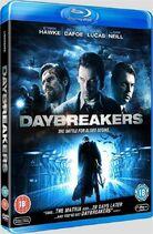 Daybreakers Blu-Ray Dekking