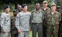 American Military & British Military