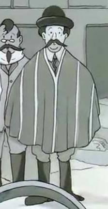 Professor Reedbuck
