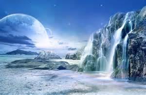 Krystalon 2's Waterfall