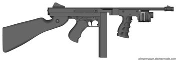 Thompson M2020A2 Pheonix