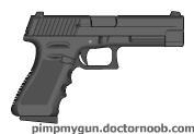 Archonian Pistol
