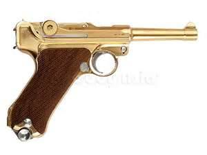 Golden P08 Luger
