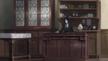 Phantomhive Bedienstetenzimmer