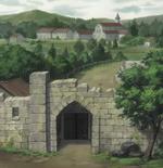 Schloss von Pluston