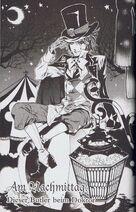 Black Butler Manga Kapitel 25