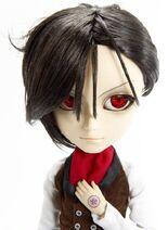 Figur Taeyang Black Butler Sebastian Private Teacher (Fashion Doll)3