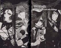 Black Butler Manga Kapitel 26