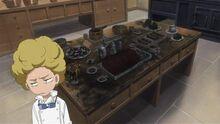 Phantomhive Küche