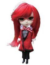 Docolla Grell (Fashion Doll)