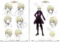 Alois Aussehen