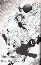 Black Butler Manga Kapitel 23
