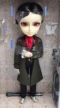 Figur Taeyang Black Butler Sebastian Private Teacher (Fashion Doll) 2