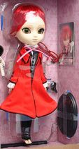 Pullip Black Butler Grell (Fashion Doll) 2