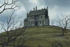 Schloss in Houndsworth