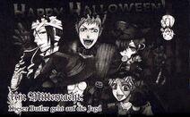 Black Butler Manga Kapitel 14