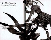 Black Butler Manga Kapitel 21