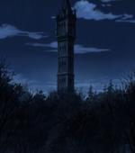 Versiegelter Turm
