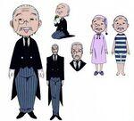Tanaka Aussehen