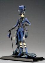 Figur- Ciel- Kuroshitsuji Black Butler - Ciel Phantomhive STATIC ARTS