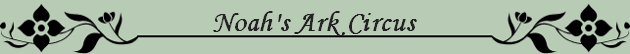 Grafik Noah's Ark Circus