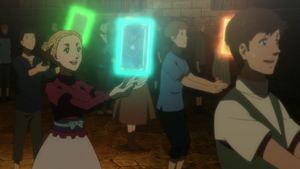 15-year-olds receive their grimoire