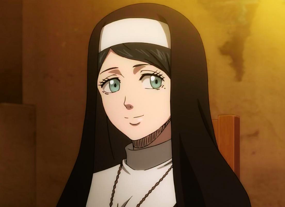 Anime Nonne Mit Riesigen Brüsten In Feuchte Muschi Gefickt