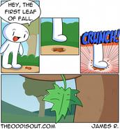 Don't Leaf Me2