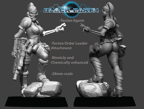 Tecton Agent-01