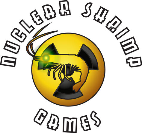 Nuclear Shrimp Games Logo