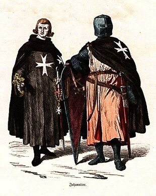 The Knights Hospitallers