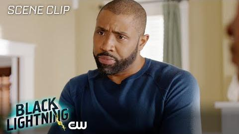 Black Lightning And Then The Devil Brought The Plague The Book Of Green Light Scene The CW