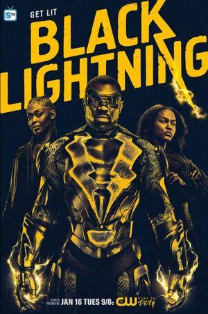 Black Lightning poster 01