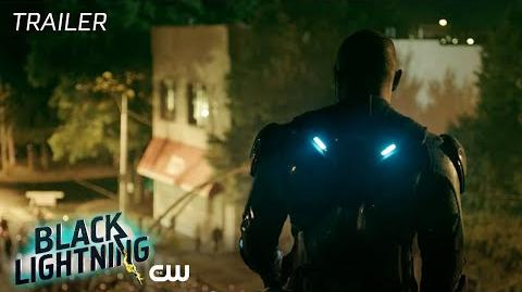 Black Lightning Take Charge Teaser The CW