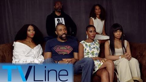 Black Lightning Interview Comic-Con 2017 TVLine