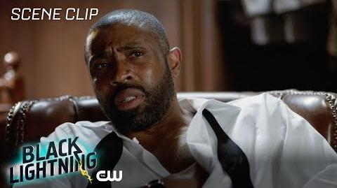 Black Lightning The Resurrection Scene 2 The CW