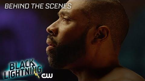 Black Lightning Inside Three Sevens The Book Of Thunder The CW