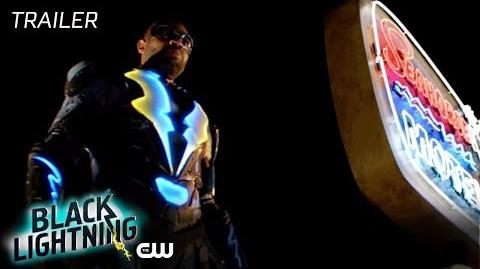 Black Lightning First Look Trailer The CW