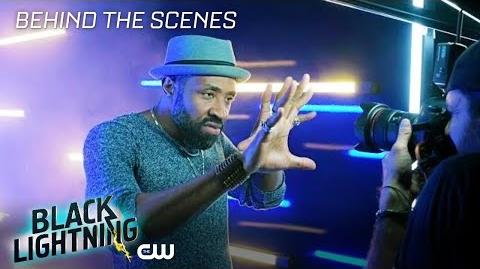 Black Lightning 2018 Behind-The-Scenes Sizzle The CW