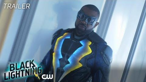 Black Lightning Shadow of Death The Book of War Extended Trailer The CW