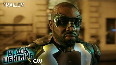 Black Lightning Origin Trailer The CW