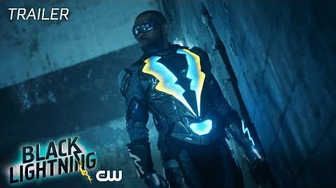 Black Lightning The Resurrection and the Light The Book of Pain Trailer The CW