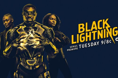 Black-Lightning (TV series) Wiki