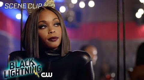 Black Lightning LaWanda The Book of Burial Scene The CW