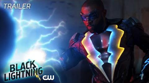 Black Lightning And Then The Devil Brought The Plague The Book Of Green Light Trailer The CW