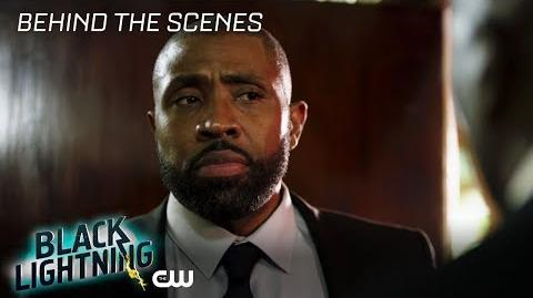 Black Lightning Inside LaWanda The Book Of Burial The CW